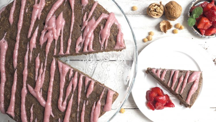 Mrkvovo-tvarohový koláč